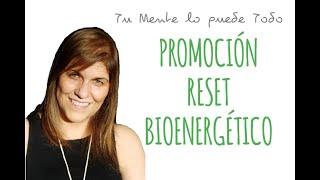Promoción Reset Bioenergético