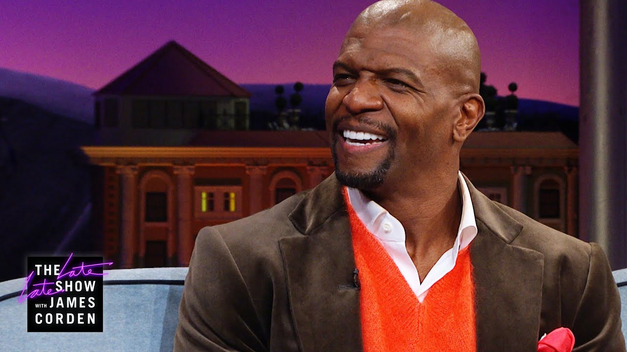 Terry Crews Hasn't Aged In 10 Years