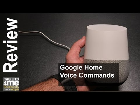 Google Home Voice Commands & Things to Know Before You Buy