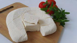 ПРОСТО и БЫСТРО Вкусный домашний сыр которого не купишь в магазине Нomemade cheese