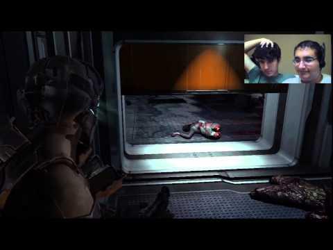 Dead Space 2 - Bölüm: 19 - Hızlı Olmak Lazım (w/ R3han)