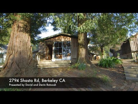 Berkeley Home For Sale - 2794 Shasta Road