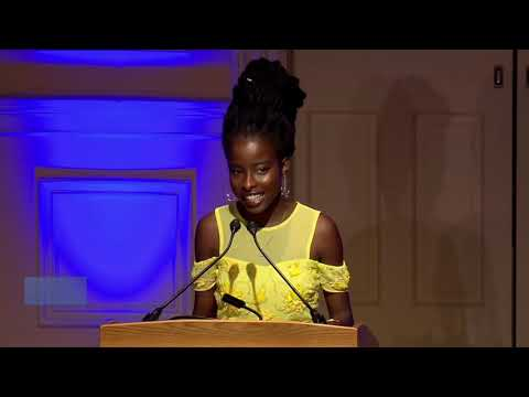Amanda Gorman: First U.S. Youth Poet Laureate
