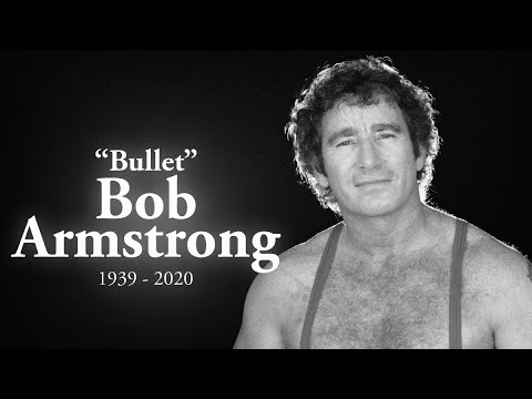 Bullet Bob Armstrong Interview 6/25/2017