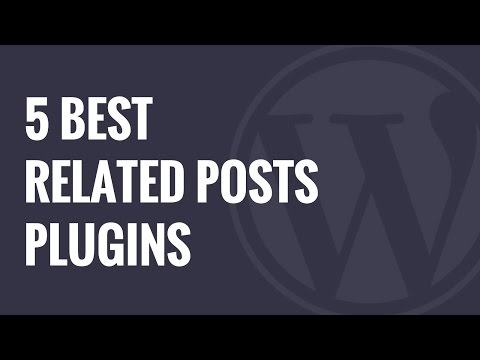 5 Best Related Posts Plugins for WordPress - 동영상