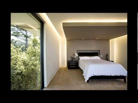Ceiling bedroom design youtube for Bed dizain image