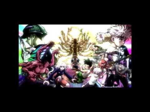 Courageous - hunter x hunter - 3 hours caribbean symphony