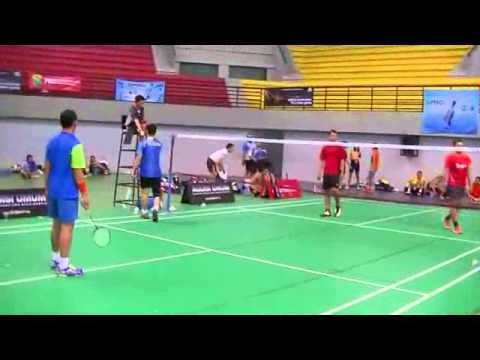 Nawawi/Ruben vs Bimba/Indra Raga Sport Tebarnas Jogja 2015