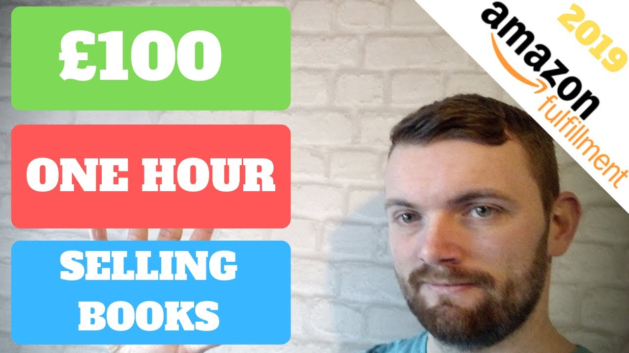 Amazon Uk Books 100 A Day Selling Used Books On Amazon Fba Uk With Online Arbitrage 2019