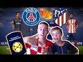 PSG VS ATLETICO MADRID - INTERNATIONAL CHAMPIONS CUP 2018