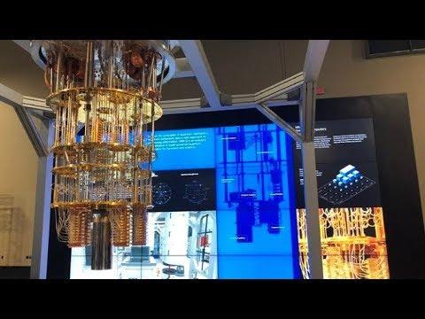 الكمبيوتر الكمي Quantum computer - أ. مجدي ممدوح  - 23:52-2019 / 7 / 18