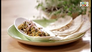 Cook Smart   Methi Bhaji Recipe   Master Chef Sanjeev Kapoor
