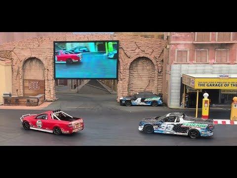Hollywood Stunt Driver 2 Car Show at Movie World, Gold Coast Australia!