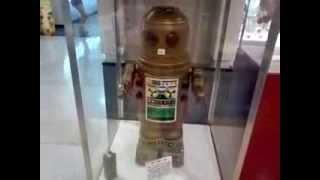 Robo AR-TUR-1981 -Brinquedo antigo
