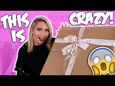 UNBOXING MY VERY OWN PRIMARK RANGE!! 😱 ( thats right, i have MY OWN range ) 😭😍