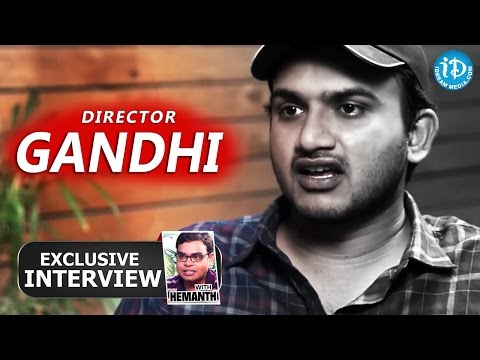 Director Merlapaka Gandhi Exclusive Interview || Talking Movies With iDream #77