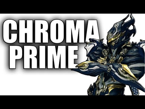 Warframe Review & Build - Everything Chroma