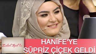 Zuhal Topal'la 104. Bölüm (HD) | Hanife'ye Sürpriz çiçek Gönderen İsim Kim?
