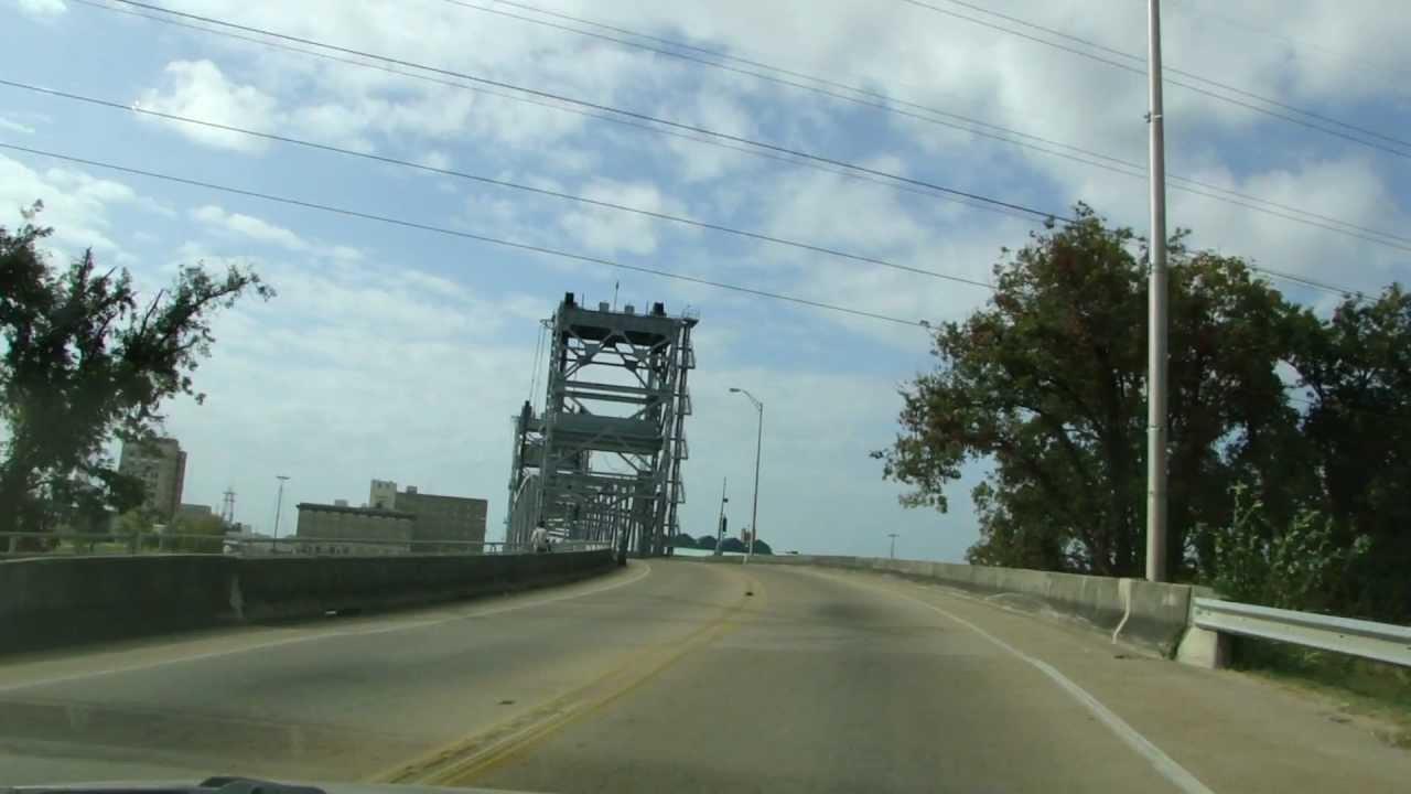 Gillis Long Bridge Pineville