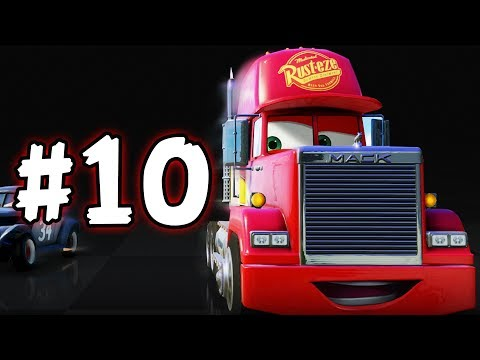 CARS 3 - The Videogame - Part 10 - Mack the Truck is Awesome!