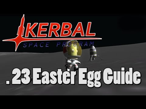 Comprehensive Guide to all Easter Eggs in KSP .23