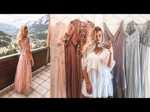 Was Zieht Man Zu Einer Hochzeit An? Asos-Prinzessinen-Haul ♥