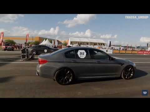 BMW M5 F90 Vs Mercedes Benz GT63 AMG Unlim500