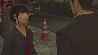 Used School Girl Panties! Yakuza 0 - Walkthrough | Substories #17: