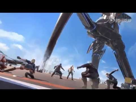 Chinese CrossFire 2.0: Defense Mode (Shipyard) [Cinematic Trailer]!
