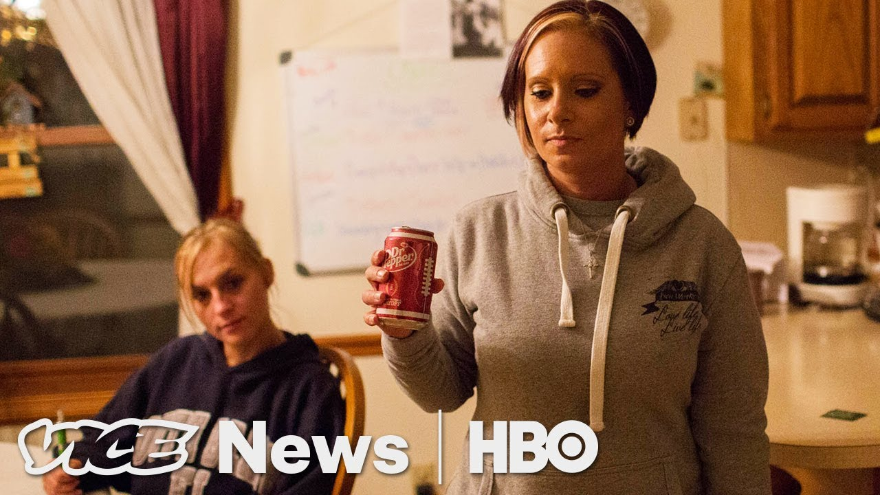 This Oklahoma Community Is Giving Addicted Mothers Another Chance | World of Hurt (HBO)