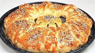 Мясной пирог! Простой и вкусный рецепт пирога.