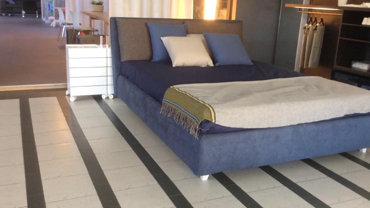Show room inserimento nuovo letto attico by twils youtube for Borgonovo arredamenti