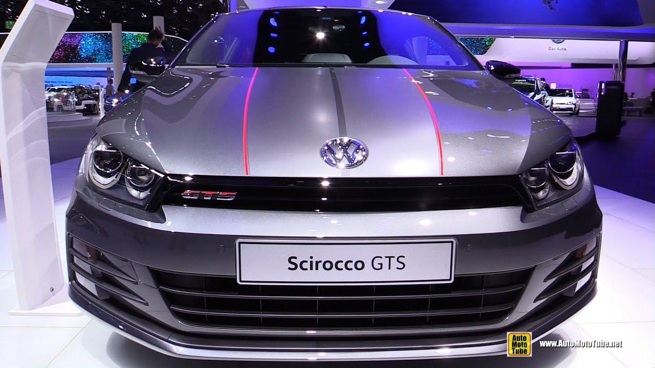 Golf Gti Hd Wallpaper 2016 Volkswagen Scirocco Gts Exterior And Interior