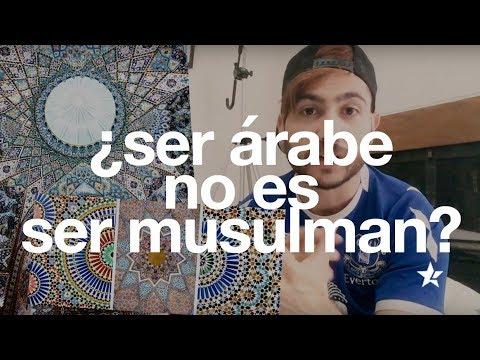 LA DIFERENCIA ENTRE ÁRABE, MUSULMÁN E ISLÁMICO
