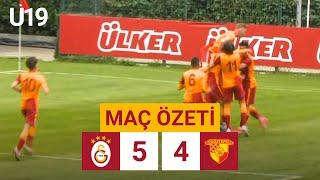 Özet | Galatasaray 5-4 Göztepe