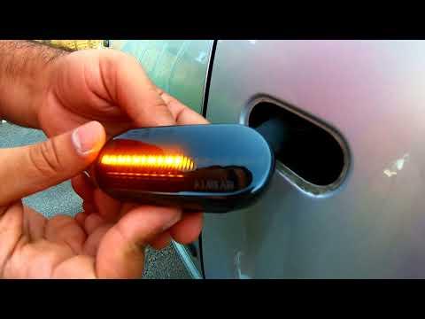 Vw Golf Mk4 Sequential LEDs Non-polarity Indicators