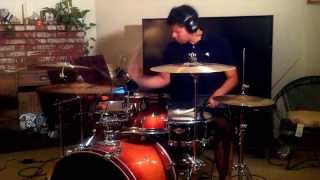 Panic! at the Disco - This is Gospel (Drum Cover) HD