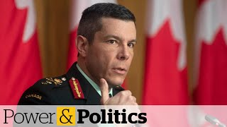 Maj.-Gen. Fortin says provinces are doing their best with vaccine rollout