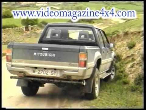 митсубиси л 200 1995 гв