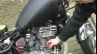 Repeat youtube video Customized Kawasaki EN500