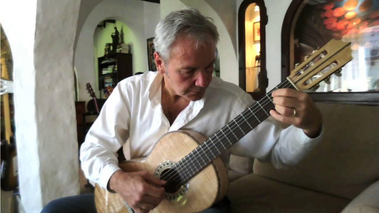 bellucci guitars maple back and sides maple top concert classical guitar youtube. Black Bedroom Furniture Sets. Home Design Ideas