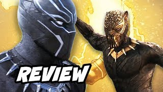 Black Panther REVIEW - NO SPOILERS