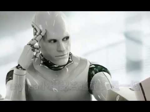 AI機器人上節目竟向人類發出這樣的警告- YouTube