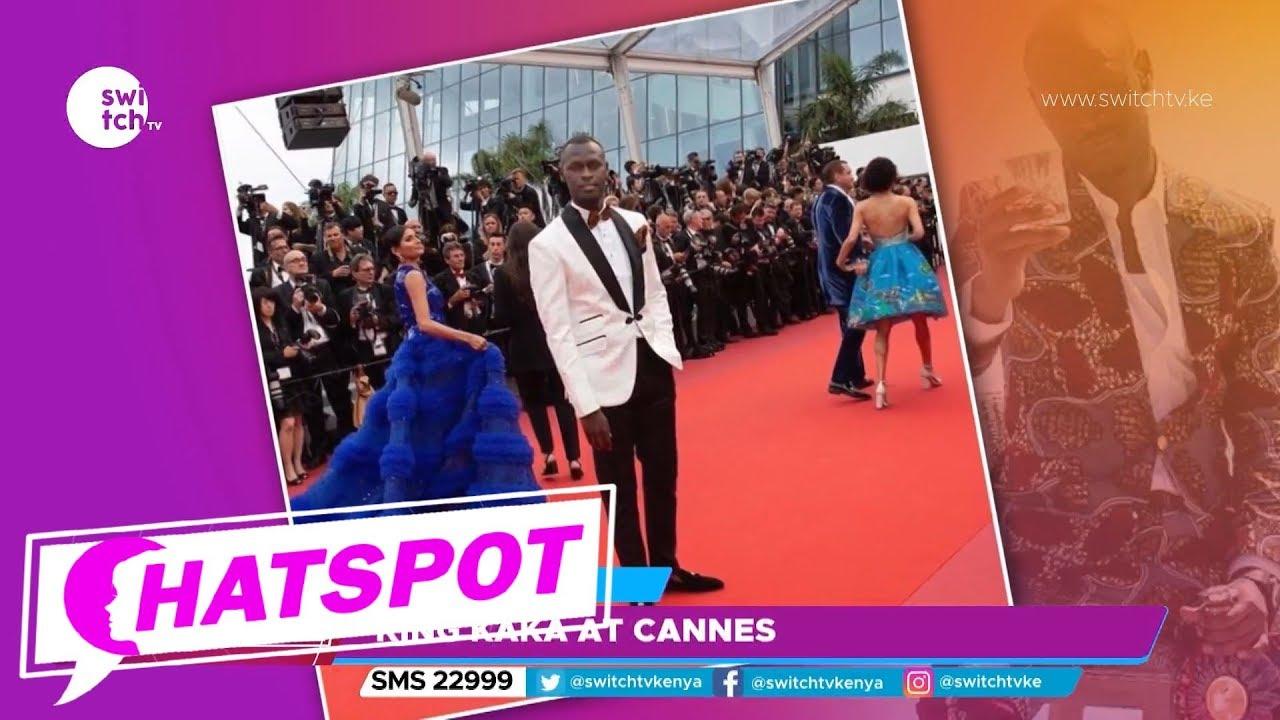 King Kaka - First Kenyan musician to grace red carpet