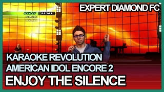Karaoke Revolution American Idol Encore 2 - Enjoy the Silence Expert Diamond FC