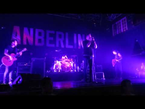 Anberlin's Final Show - Speech before The Unwinding Cable Car