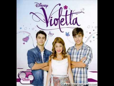 01 En mi mundo!CD violetta (COMPLETA)
