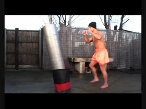 Shaolin PWNING Bags and Educating! Shifu Yan Lei UK Temple