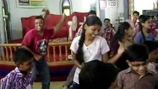 NAHNE MUNNE BHAI BAHEN.. VBS 2011