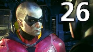 Batman: Arkham Knight Official Walkthrough 26 - Lying to Robin